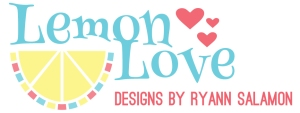 Blogger Banner - Lemon Love-Logo